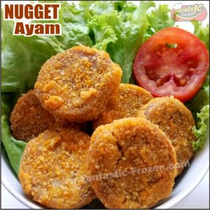 Frozen nugget ayam